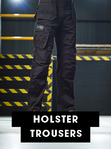 HOLSTER TROUSERS